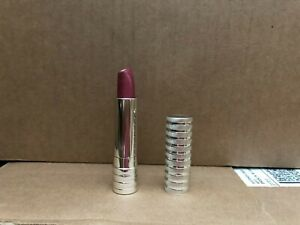 Clinique Dramatically Different Lipstick #44 Raspberry Glace Full Size No Box