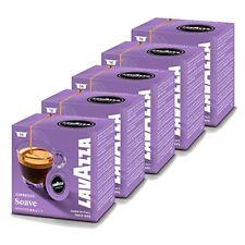 Lavazza A Modo Mio Soave 16 Coffee Capsules Pack of 5
