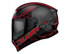 Casco Helm Casque Helmet SUOMY SPEEDSTAR Amlet Matt Red 2018 KSVR0008