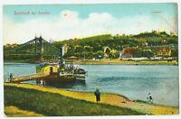 Alte Ansichtskarte Postkarte Loschwitz bei Dresden Luisenhof farbig