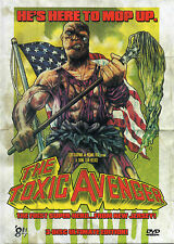 The Toxic Avenger - Ultimate 3 Disc Uncut Edition + MediaBook - Limited to 999 -