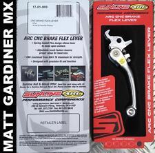 SUNLINE Motocross Arc CNC FREIN AVANT FLEXIBLE Levier KTM TOUT brembo125/525