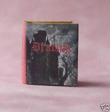 Dollshouse Miniature Book - Dracula
