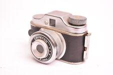 Camera Miniature Japanese Crystar. Good État.