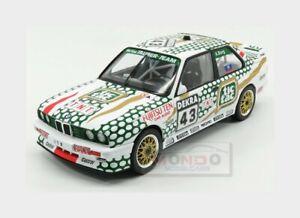 Bmw 3-Series M3 E30 Tic Tac #43 Norisring Rennen Dtm 1991 SOLIDO 1:18 SL1801505