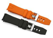 Seamaster Silicone/Rubber Wristwatch Straps