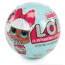 LOL Surprise Doll Blind Surprise Lil Outrageous Littles SEALED SHIPPED IN BOX