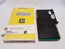 Square D SY/MAX 8030 HIM-141 Series A 48VAC/DC 8 Function Input Module 78754 New