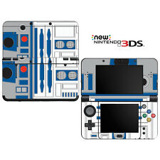 Vinyl Skin Decal Cover for Nintendo New 3DS - Star Wars R2-D2 R2D2