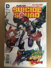 NEW SUICIDE SQUAD #3 DC COMICS NEW 52 1ST PRINT HARLEY QUINN JOKERS DAUGHTER