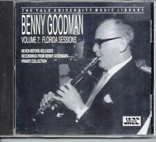 Benny Goodman: Yale Archives-Vol. 7 CD