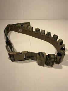 Tactical Tailor 40mm M203 Round Belt / Bandoleer - multicam