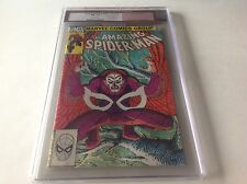 AMAZING SPIDER-MAN 241 CGC 9.6 OLD LABEL COOL VULTURE COVER MARVEL COMICS