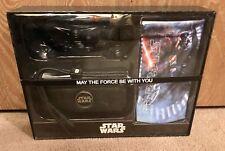 Star Wars Foster Grant Sunglasses Gift Set Darth Vader New in box