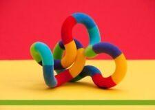 Large Size Colorful Tangle Creations Original Fidget Texture Sensory Toy New MIP