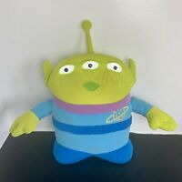 Disney Pixar Toy Story Alien Character Plush With Light Up Eyes - Pizza Planet