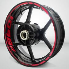 Motorcycle Rim Wheel Decal Accessory Sticker for Ducati 1098R