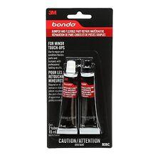 1 Oz Bondo Easy Finish Epoxy Bumper Repair Kit for Interior Plastic Dashboards
