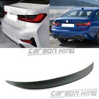 2021 Fit For BMW 3-Series G20 4D Sedan High P Rear Trunk Spoiler Unpaint