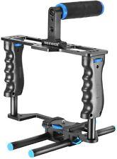 NEEWER Aluminum Alloy Camera Video Cage Film Movie Making Kit