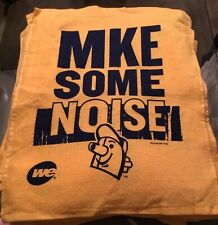 Milwaukee Brewers Braves Rally Towel Mke Some Noise Nlds Game 1 Sga 100821