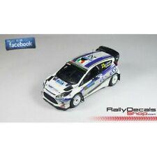 Decalc FIESTA WRC Rallye de FINLANDE 2014 # 23 C.BREEN