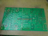 ECC88+12AX7 Tube MM Phono preamplifier bare PCB  base on D KLIMO MELIN    L11-10