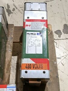 Roman T48693X3748WX Welding Transformer 93kVA 480V 88:2 1GPM