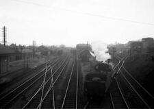 PHOTO  GWR BARTON  LOCO DEPOT HEREFORD