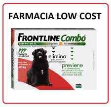 FRONTLINE COMBO SPOT ON Antiparassitario X cani taglia grande 40 Kg e + 3 Fiale