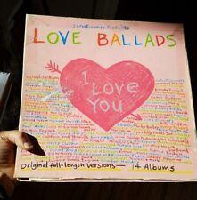 Love Ballads Various LP Box Set UK