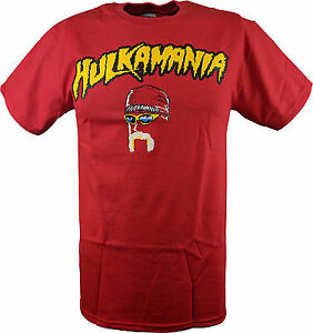 Red Hulk Hogan Addicted Since 1983 Mens T-shirt