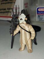 1983 LFL Kenner Star Wars Ewok weapon hat bag compete MEDICINE MAN MAIL IN