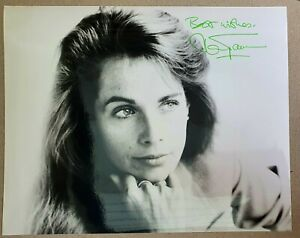 """MARY TAMM HAND SIGNED VINTAGE AUTOGRAPHED PHOTO 8""""x10"""" - DR WHO / ODESSA FILE"""