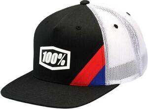 100% Cornerstone Youth Trucker Hat Cap Kids Motorcycle Dirt Bike