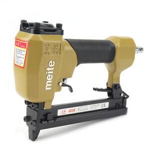 Code Nail Air Pin Nailer & Stapler Staple Gun Woodworking Nail Pneumatic Tool