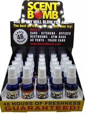 20 Bottles (5 Scents) Scent Bombs Air Freshener Concentrated Odor Eliminator