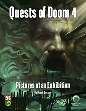Quests of Doom 4: Pictures at an Exhibition - Fifth Edition. Sustare, Dennis.#