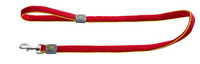 Hunter Maui mesh lead, 25 x 120 cm , red , super soft but strong