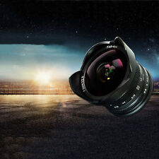 7artisans 75mm F28 Fisheye lens for Panasonic and Olympus m43 cameras  :  Gift