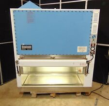 "Belloc Biotechnology Lab Hood Model 8011-74000 56""X32""X65""-With UV-Works-S2901"