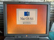 Apple Macinbtosh PowerBook 3400c inkl. Floppy und CD-Rom Bay