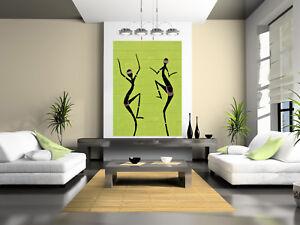 poster print painting original Australia Street dance art A0 A1 A2 A3