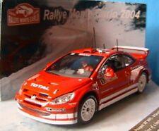 PEUGEOT 307 WRC #5 GRONHOLM RAUTIAINEN RMC 2004 VITESSE 43025 1/43 GRONHOLM