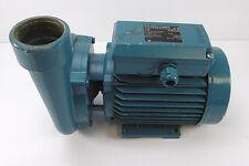 Calpeda toupie pompe C 4e | N 3450/min | 0,75 KW nouveau-inutilisées-seulement assemblé