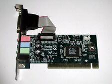 PCI 4.0 Soundkarte Hercules Muse Lt, C-Media CMI8738/PCI-SX, gebraucht