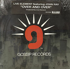 LIVE ELEMENT - Over And Over - Feat John Ray - Gossip