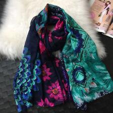 Spagna Desigual sciarpa Ms.scialle colorato  Donna Foulard