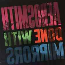 AEROSMITH - Done With Mirrors (LP) (EX/G++)