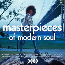 "MASTERPIECES OF MODERN SOUL  ""HOUSTON OUTLAWS, LYNN VARNARDO, IDRIS MUHAMMAD"""